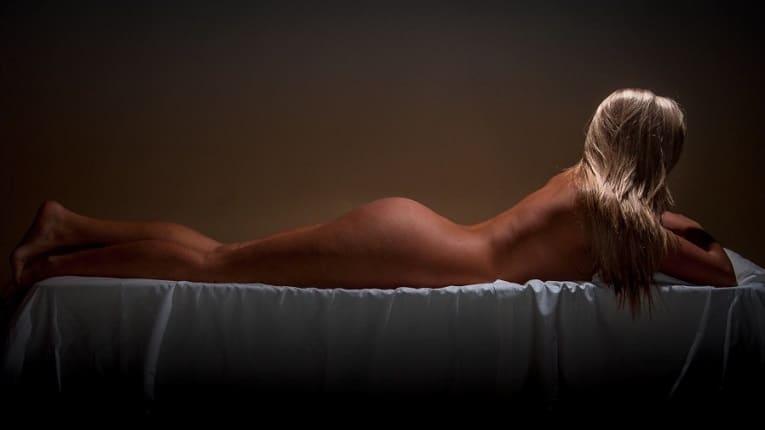masaje erotico con final feliz