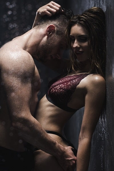 ducha erotica